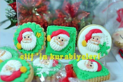 Çocuklardan Noel Kurabiyeleri 77