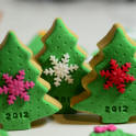 Christmas - New Year Cookies